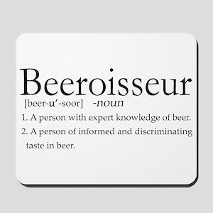 Beeroisseur Mousepad