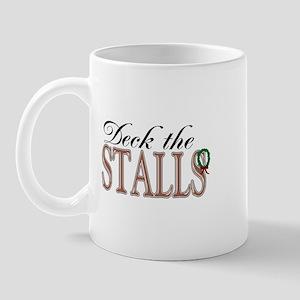 Deck the Stalls Mug