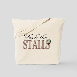 Deck the Stalls Tote Bag