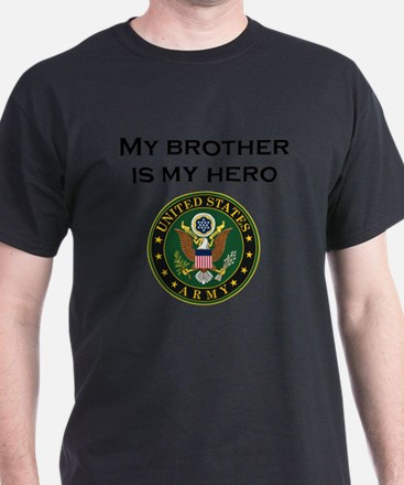 My Brother Is My Hero T-Shirt