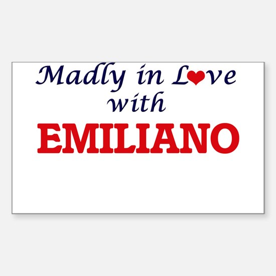 Madly in love with Emiliano Decal