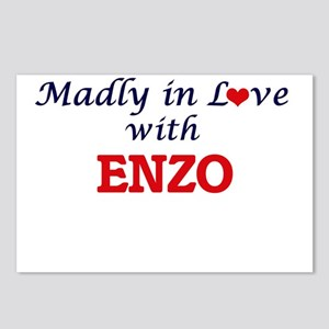 Madly in love with Enzo Postcards (Package of 8)