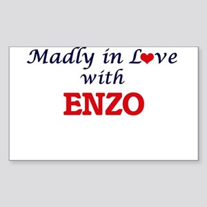 Madly in love with Enzo Sticker