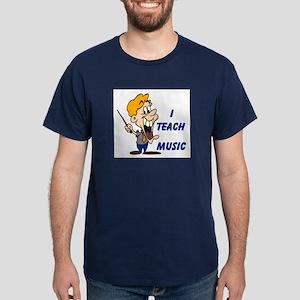MUSIC TEACHER Dark T-Shirt