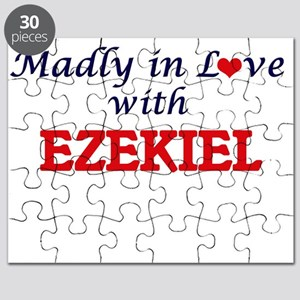 Madly in love with Ezekiel Puzzle