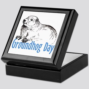 Groundhog Day Keepsake Box