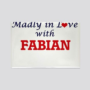 Madly in love with Fabian Magnets