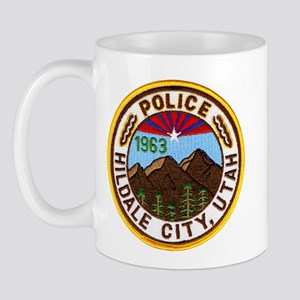 Hilldale Police Mug