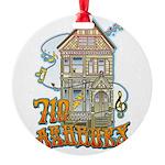 710 ASHBURY - Grateful Dead House - Original Art O