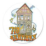 710 ASHBURY - Grateful Dead House - Original Art R
