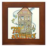 710 ASHBURY - Grateful Dead House - Original Art F