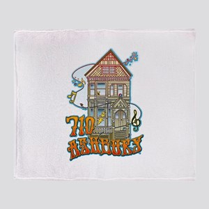 710 ASHBURY - Grateful Dead House - Original Art T