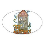 710 ASHBURY - Grateful Dead House - Original Art S