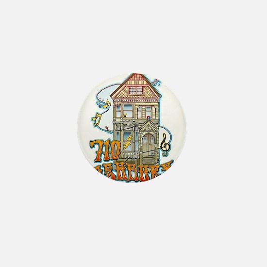 710 ASHBURY - Grateful Dead House - Original Art M