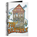710 ASHBURY - Grateful Dead House - Original Art J