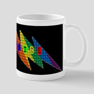 RAINBOW PRIDE ZIGZAG/PRIDE/BL Mug