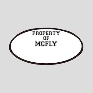 Property of MCFLY Patch