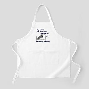 GSD Agility BBQ Apron
