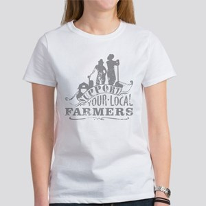 Suppor Local Farmers T-Shirt