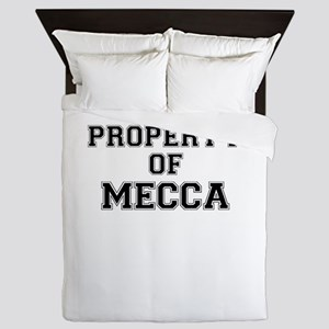 Property of MECCA Queen Duvet