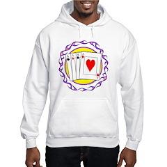 Hot Aces Gambler Hoodie