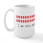 Wealthy Link Large Mug