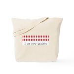 Wealthy Link Tote Bag