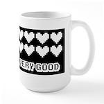 Health Meter Large Mug