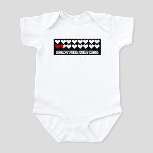 Health Meter Infant Bodysuit