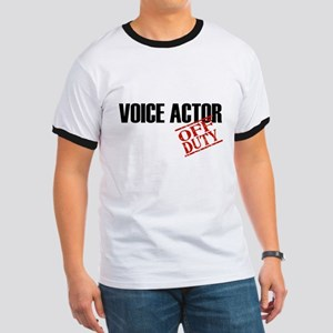 Off Duty Voice Actor Ringer T
