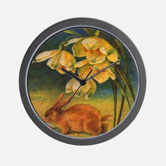 Unique Easter Wall Clock