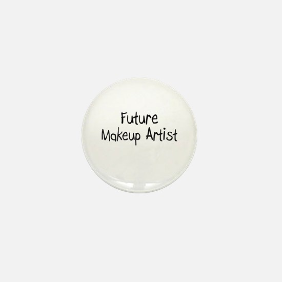 Future Makeup Artist Mini Button