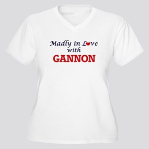 Madly in love with Gannon Plus Size T-Shirt