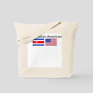 Costa Rican American Tote Bag