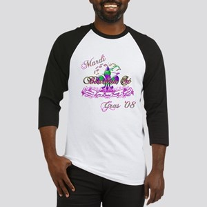 Let The Good Times Roll Baseball Jersey