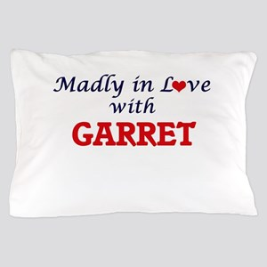 Madly in love with Garret Pillow Case