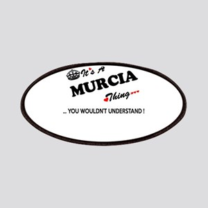 MURCIA thing, you wouldn't understand Patch