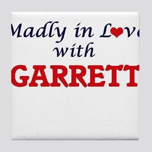 Madly in love with Garrett Tile Coaster
