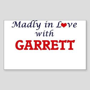 Madly in love with Garrett Sticker