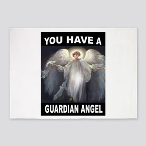 GUARDIAN ANGEL 5'x7'Area Rug