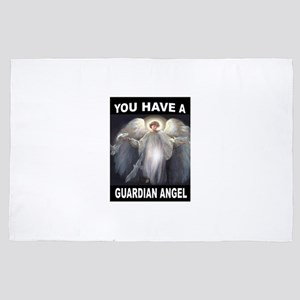 GUARDIAN ANGEL 4' x 6' Rug
