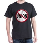 Anti-Union Dark T-Shirt