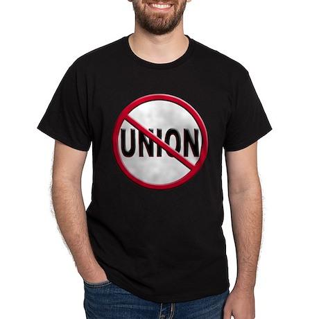 Anti-Union Dark T-Shirt