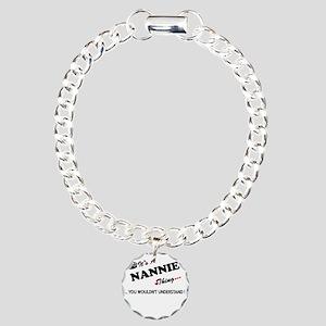 NANNIE thing, you wouldn Charm Bracelet, One Charm
