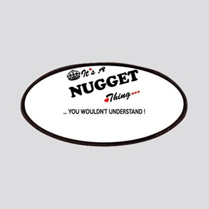 NUGGET thing, you wouldn't understand Patch