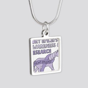 Unicorns Support Epilepsy Awareness Necklaces