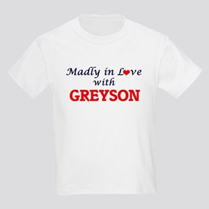 Madly in love with Greyson T-Shirt