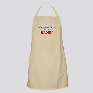Madly in love with Haden Apron