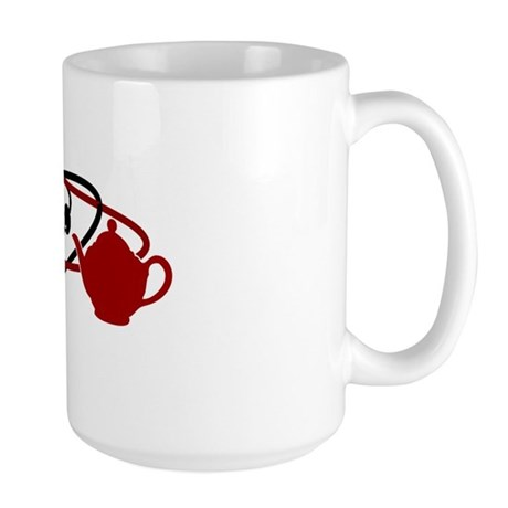 Russell's Teapot Large Mug