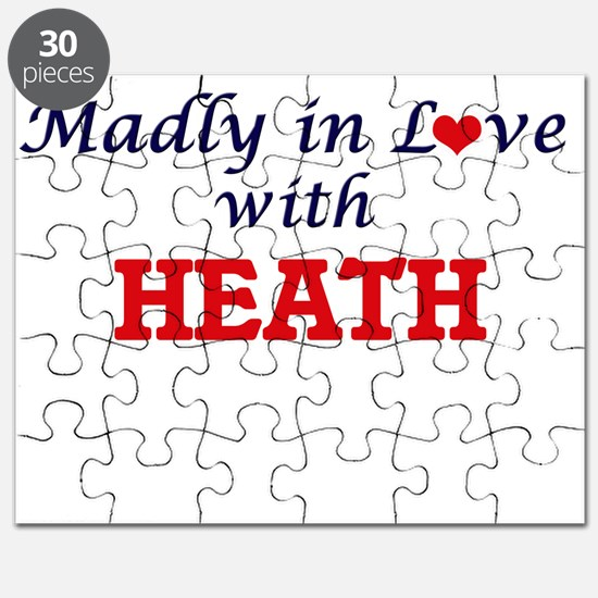 Madly in love with Heath Puzzle